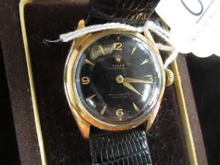 Rolex Oyster Perpetual Man's Wristwatch