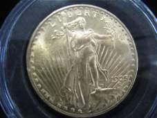 1925 Saint Gaudens Graded MS60