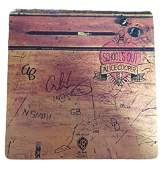 Alice Cooper Signed School's Out Vinyl LP Certified