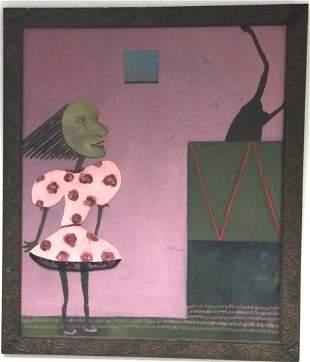Jill Slaymaker Oil on Canvas