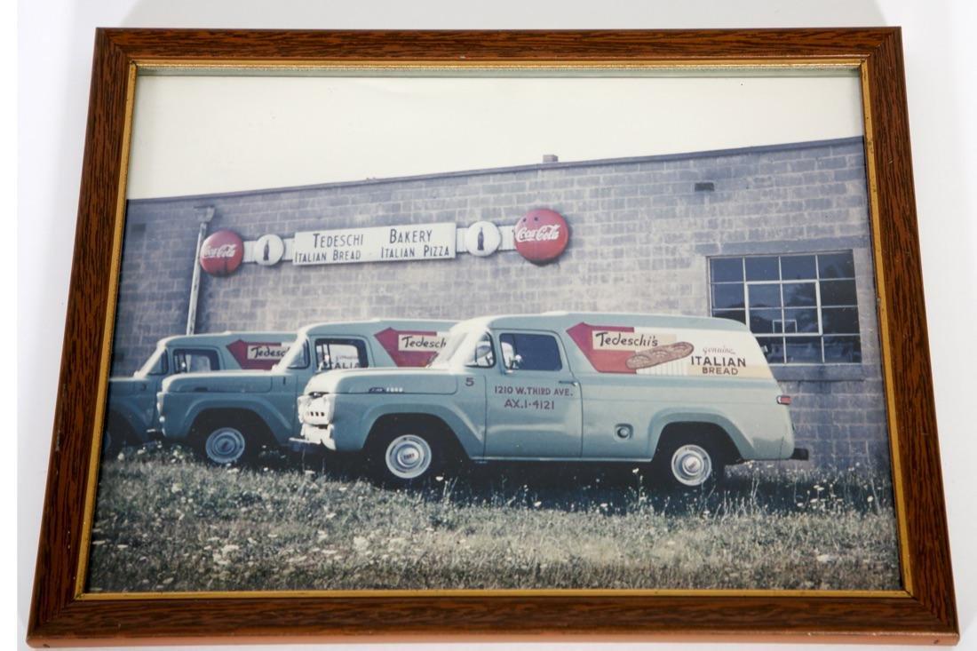 Tedeschi Bakery Columbus Ohio Coca-Cola Coke Photo