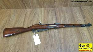 RUSSIAN MOSIN NAGANT M91 7.62 x 54r Bolt Action
