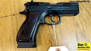 """CZ CZ75P-06 .40 S&W Pistol. Like New. 3.5"""" Barrel."""