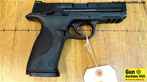 """S&W M&P9 9MM Pistol. Like New. 4"""" Barrel. Features"""