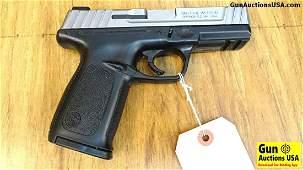 """S&W SD40VE .40 S&W Pistol. Very Good. 4"""" Barrel. Shiny"""