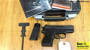 "SIG SAUER P224 .40 S&W Pistol. Like New. 3.5"" Barrel. A"