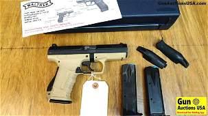 "Walther P99 .40 S&W Pistol. Very Good. 4"" Barrel. Shiny"