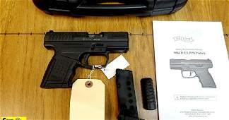"""Walther PPS .40 S&W Pistol. Like New. 3"""" Barrel."""