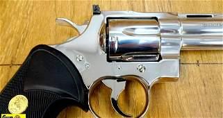 "Colt PYTHON .357 MAGNUM PYTHON Revolver. Like New. 6"""