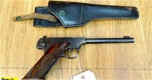 HIGH STANDARD MFG. CO. A .22 LR Pistol. Good Condition.