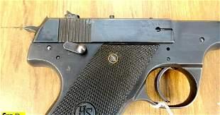 HIGH STANDARD MFG. CO. HB .22 LR Pistol. Good