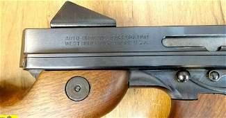 Thompson Semi-Auto Carbine Rifle, 45 Cal. Auto Ordnance
