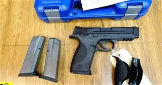 """S&W M&P45 .45 ACP Pistol. Like New. 4.5"""" Barrel."""