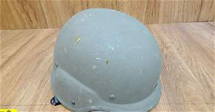 U.S. ARMY HELMET. Very Good. U.S. Army Helmet with
