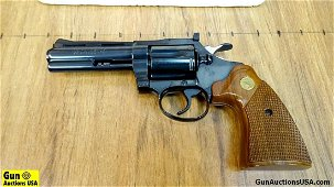 Colt DIAMONDBACK .38 SPECIAL APPEARS UNFIRED Revolver.