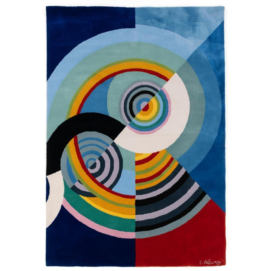 after Robert Delaunay (1885-1941)