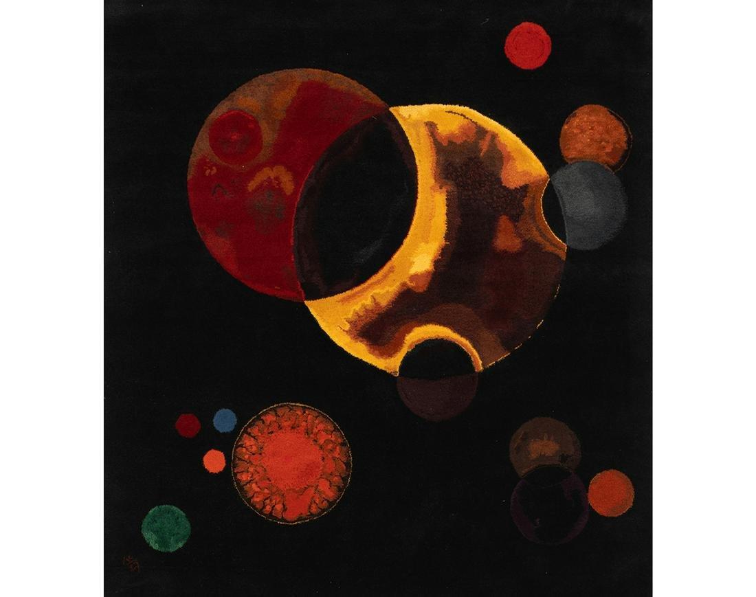 after Vassily Kandinsky (1866-1944)