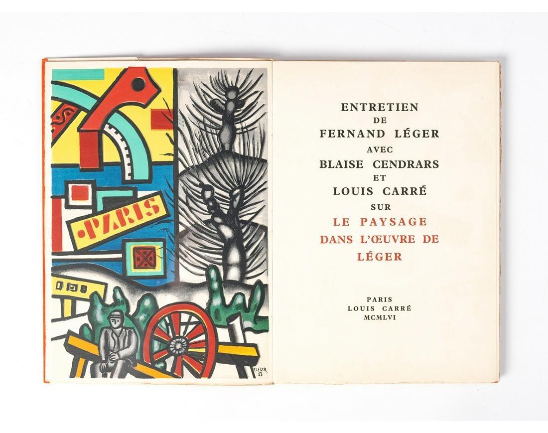 ƒ Fernand Leger & Blaise Cendrars