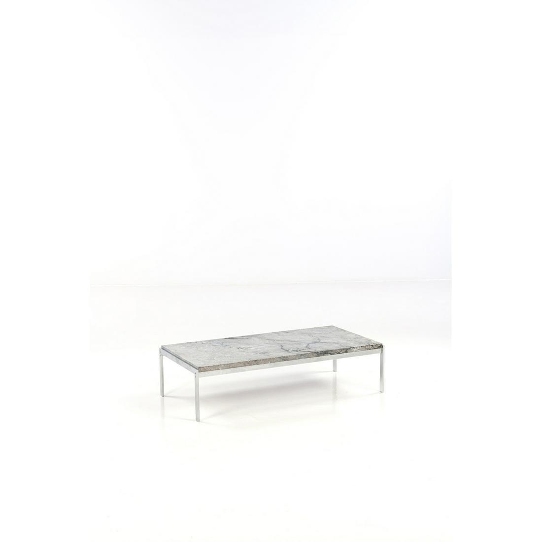 Poul Kjaerholm (1929-1980) Model no. PK 63 Coffee table
