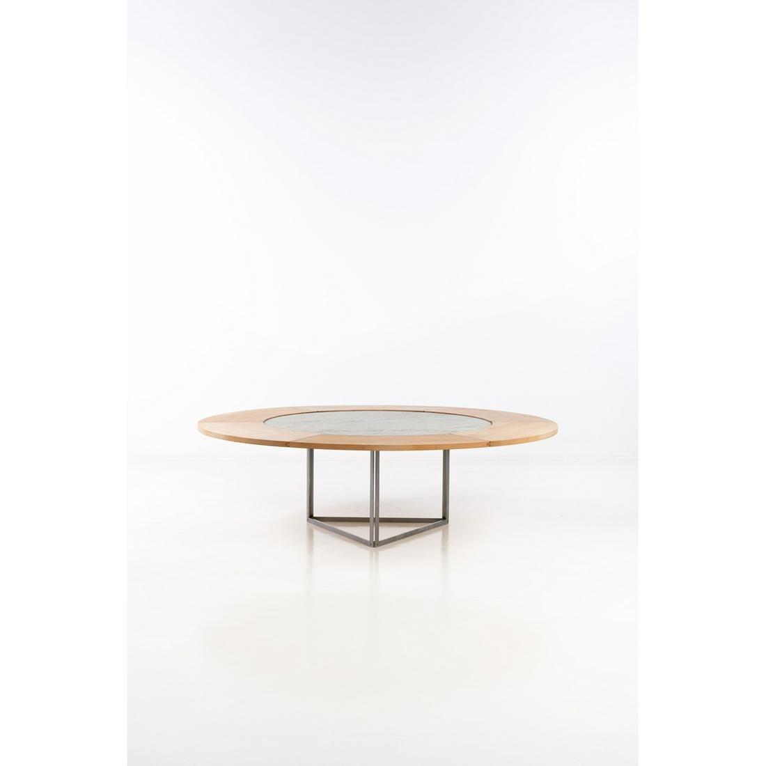 Poul Kjaerholm (1929-1980) Models no. PK 56 (Table) and