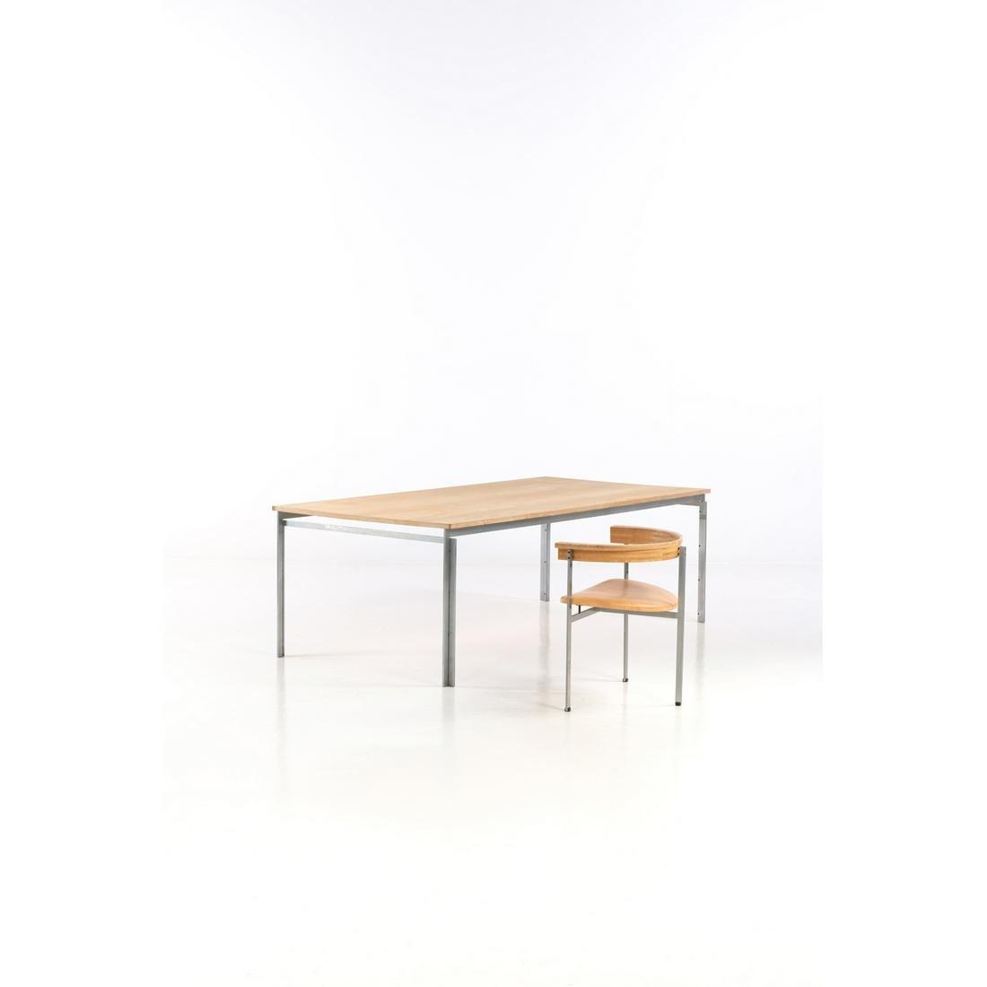 Poul Kjaerholm (1929-1980) Modèles PK 55 (desk)