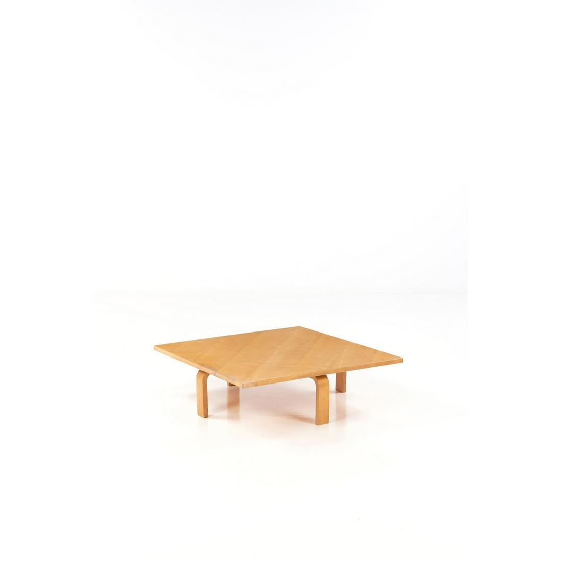 Poul Kjaerholm (1929-1980) Model no. PK 66 Coffee table