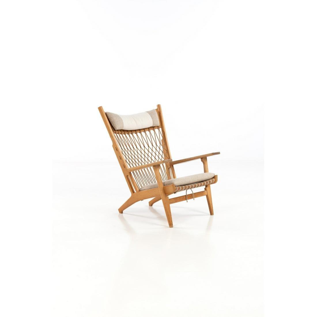 Hans J. Wegner JH 719 lounge chair