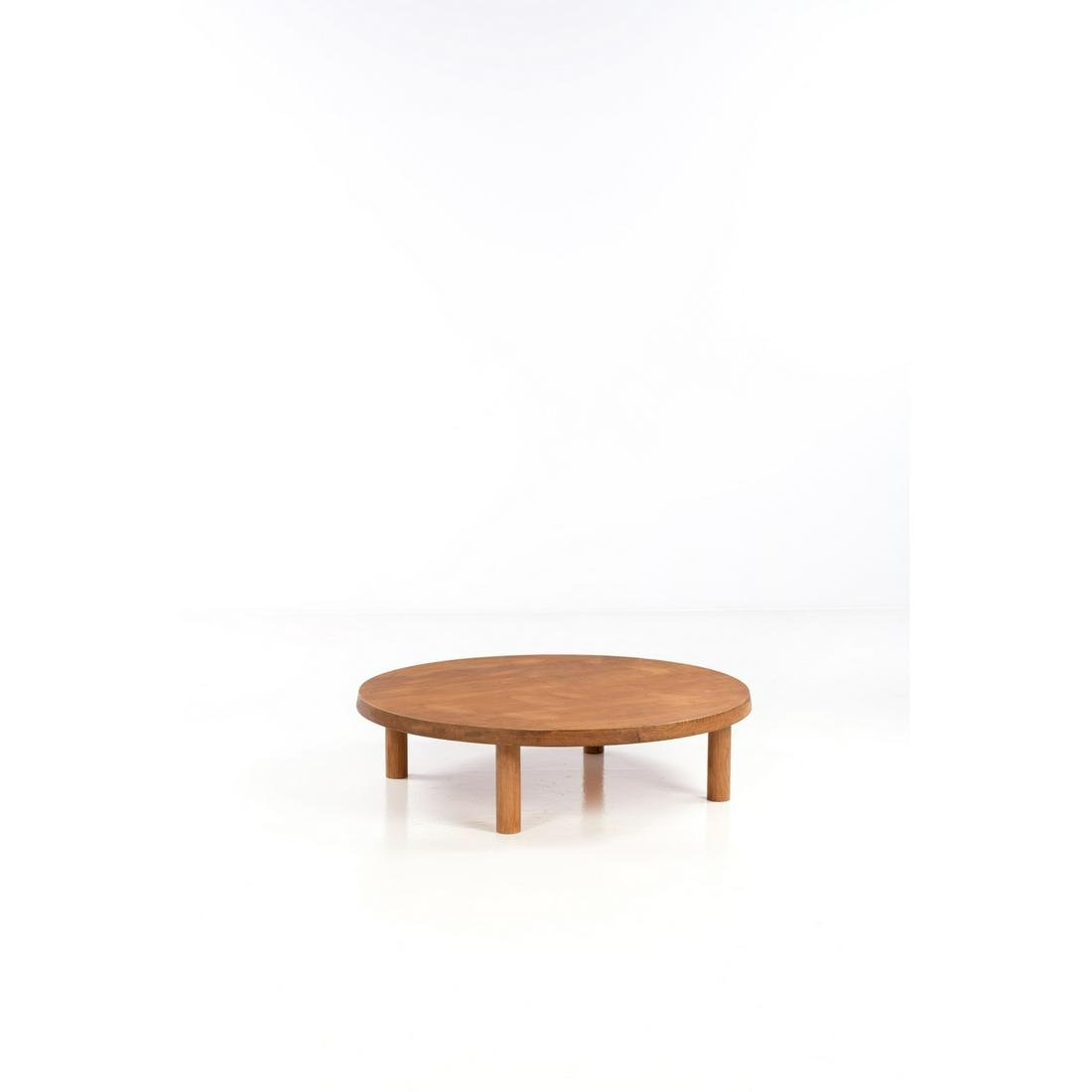 Pierre Chapo (1927-1987) Model no. T02M Coffee table