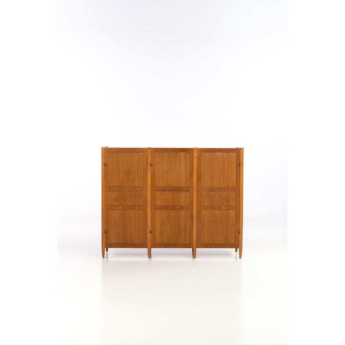 Carl-Axel Acking Cabinet (1910-2001) Mahogany, walnut