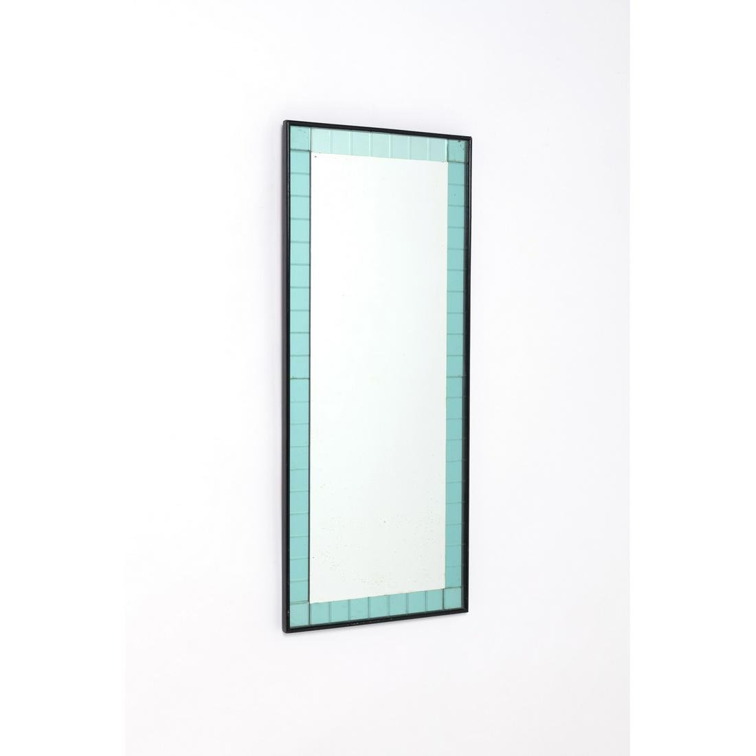 Max Ingrand (1908-1969) Model no. 2016 Mirror Wood,