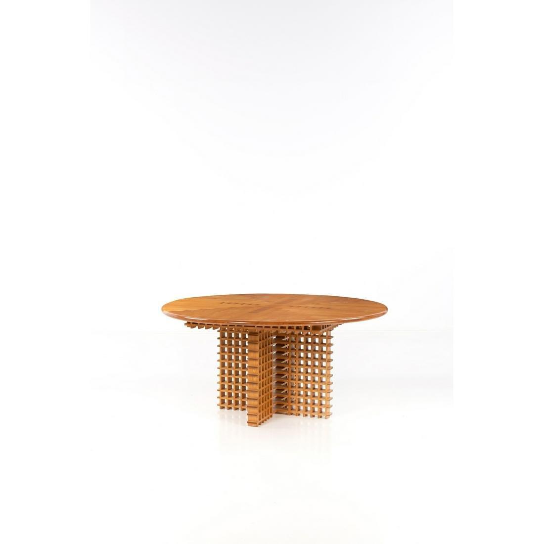 Pierluigi Ghianda (1926-2015) Table - Prototype