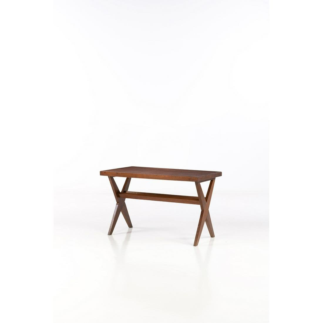 Pierre Jeanneret (1896-1967) Reading table Teak