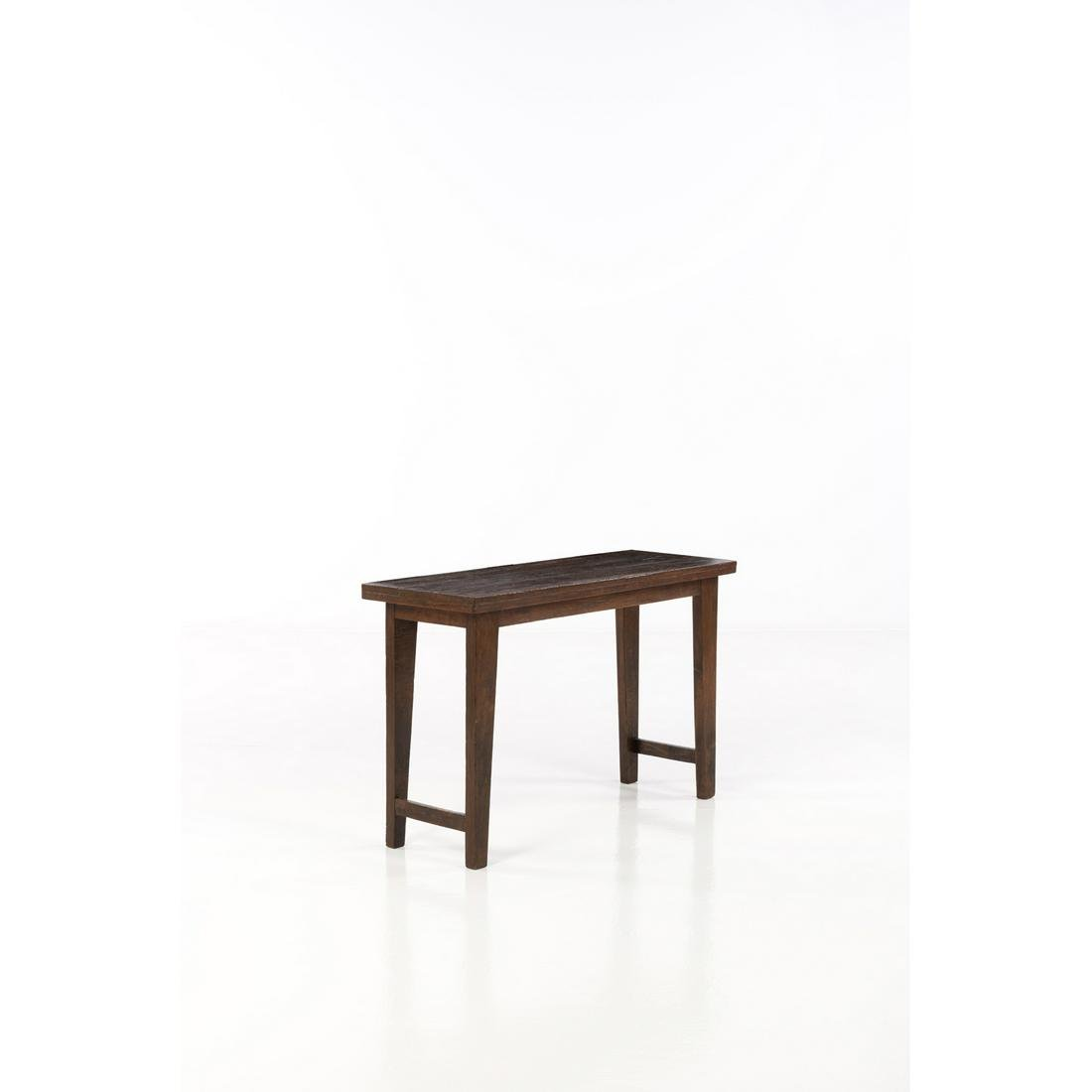 Pierre Jeanneret (1896-1967) Console Teak Creation