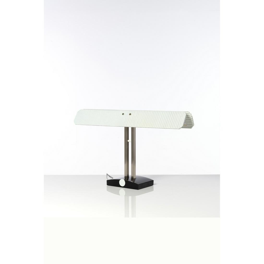 Tobia Scarpa (born 1935) Capalonga Table lamp Lacquered