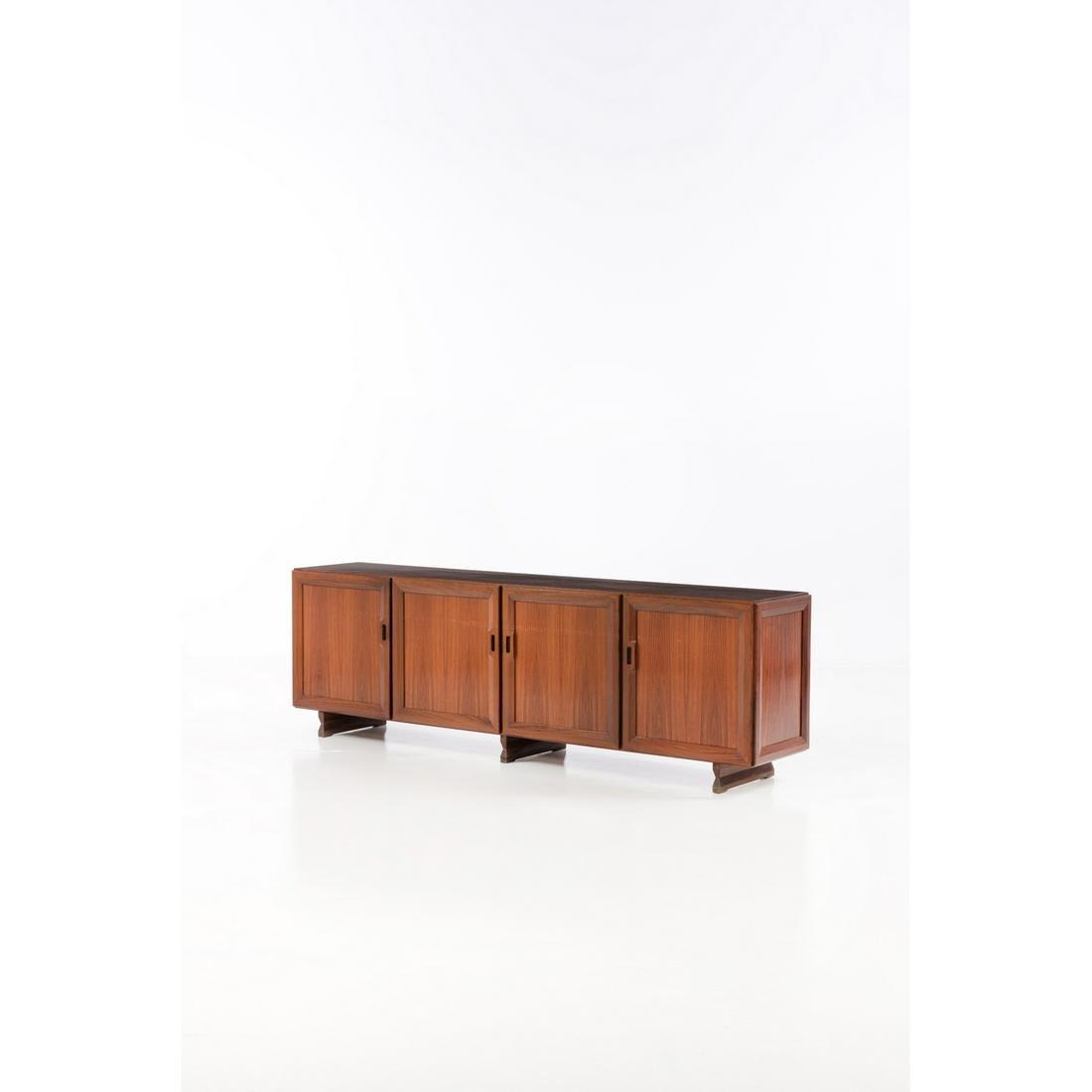 Franco Albini (1905-1977) Model no. MB15 Sideboard