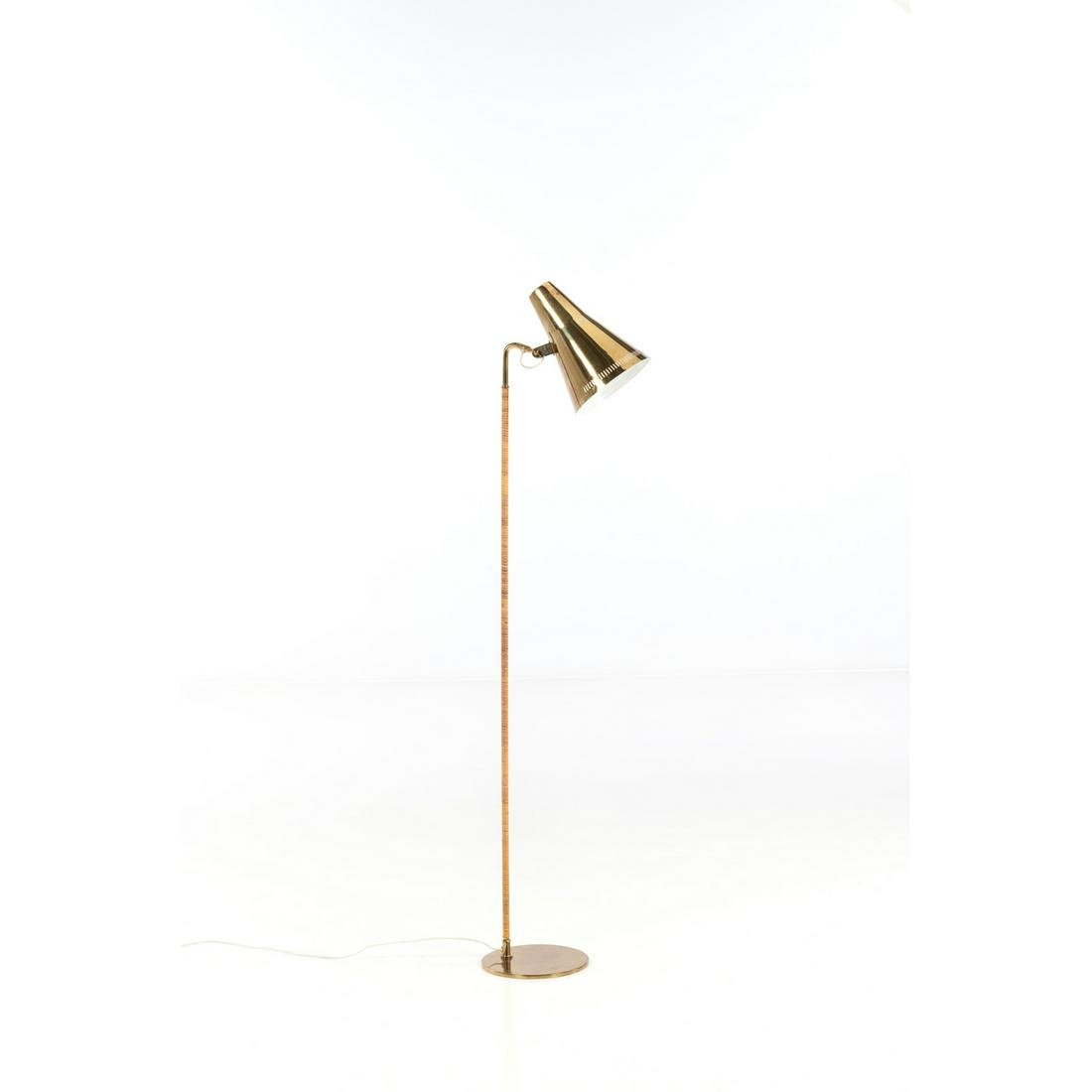 Paavo Tynell (1890-1973) Model no. 9628 Floor lamp