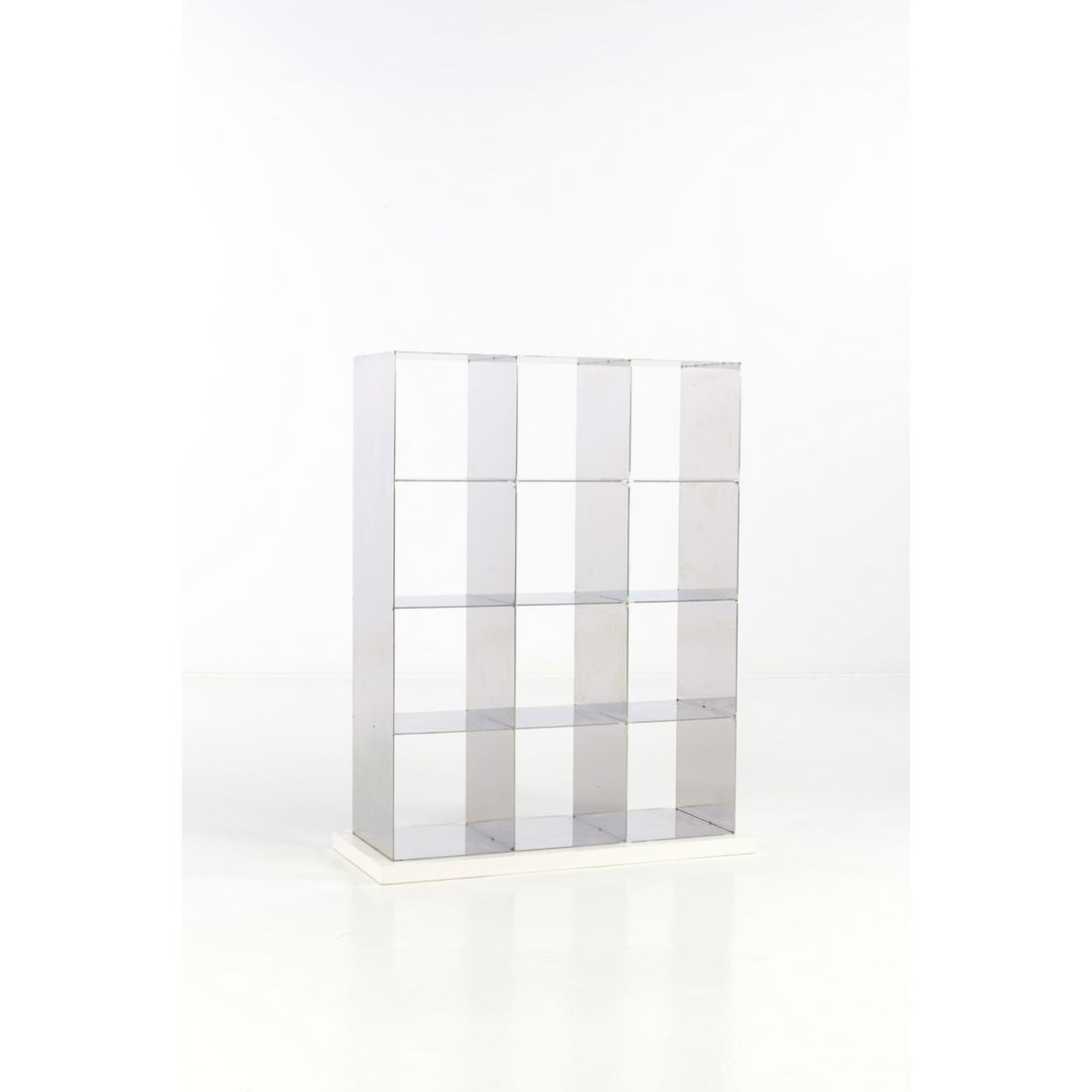 Ettore Sottsass (1917-2007) Bookshelf - Unique piece