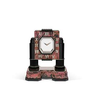 "CARTIER, Paris  1930s  Exceptional ""Mystery"" Clock"