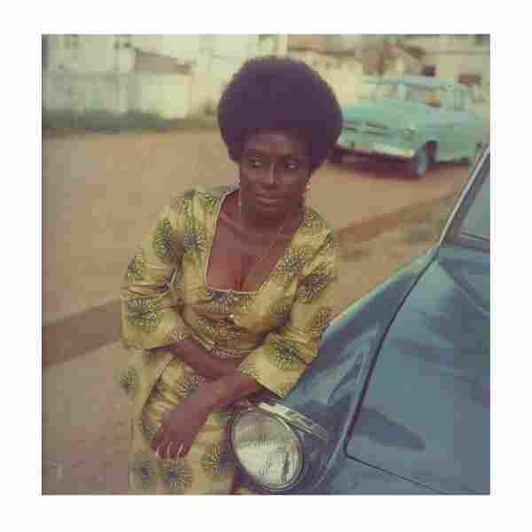 James Barnor (né en 1929, Ghana) Miss Sophia