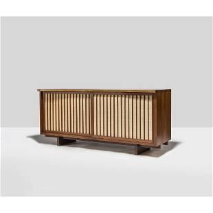 George Nakashima (1905-1990) Sideboard - Unique piece