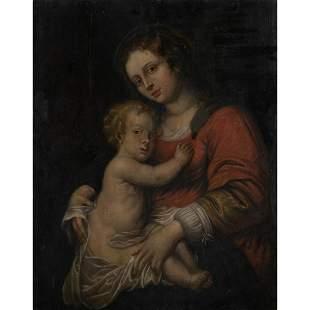 Flemish school of the XVIIth century, follower of