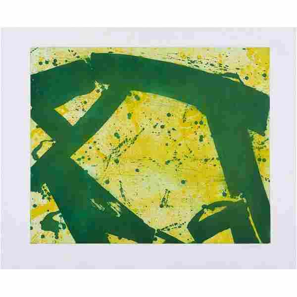 Sam Francis (1923-1994) Untitled (SFE-073 RC) - 1973
