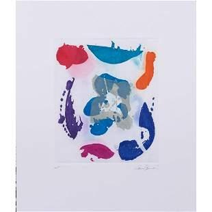 Sam Francis (1923-1994) Untitled (SFE-049) - 1987