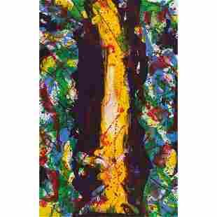 Sam Francis (1923-1994) Untitled (SF-343) - 1990