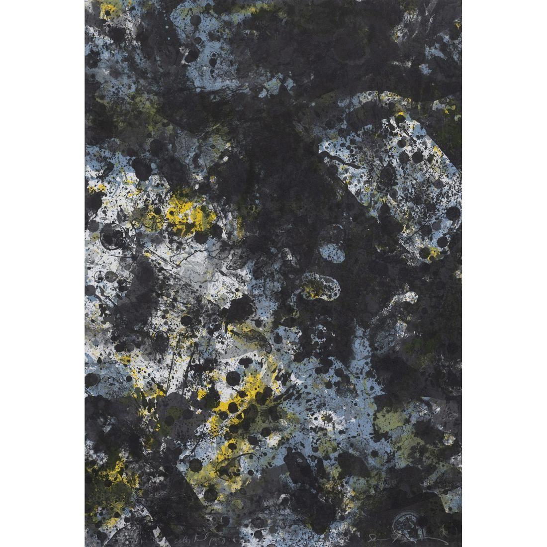 Sam Francis (1923-1994) Untitled (SF-143) - 1973