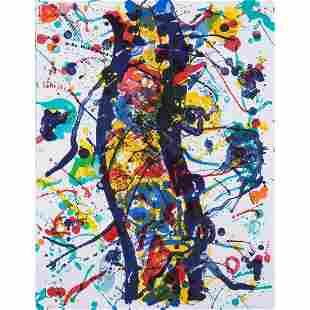 Sam Francis (1923-1994) Untitled (SF-271) - 1986