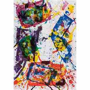Sam Francis (1923-1994) Untitled (SF-269) - 1982