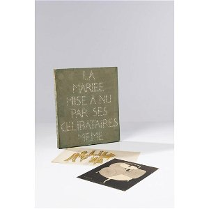 Marcel Duchamp (1887-1968) La mariée mise à nu par