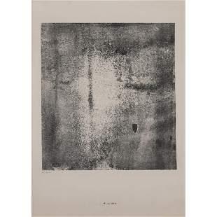 Jean Dubuffet (1901-1985) 4. Lumière - 1959