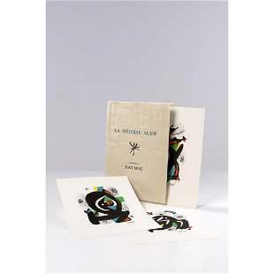 Joan Miró (1893-1983) (after) La mélodie Acide -1980